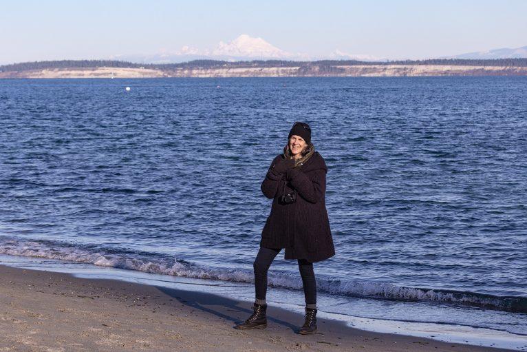 Myriem Le Ferrand in Pacific Northwest Bioregion